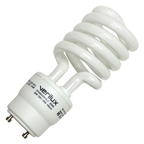 compact fluorescent light bulbs verilux all about house
