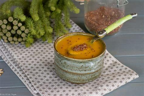 cuisiner les rutabagas soupe de rutabagas au quinoa au fil du thym