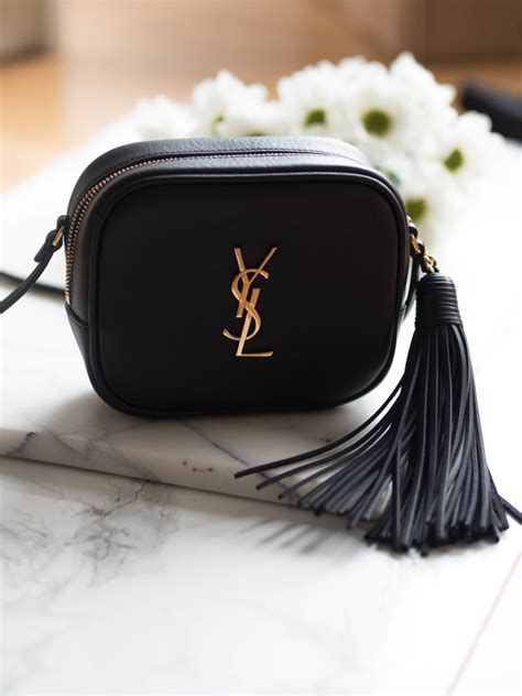 ysl blogger bag    nabbed    major