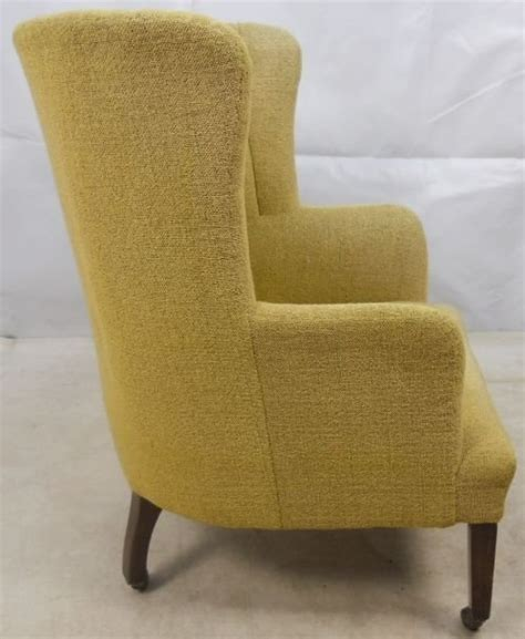 georgian style small wing armchair 80770