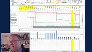 Gantt Chart Excel Demo
