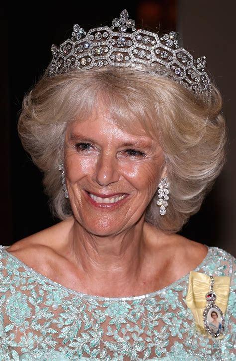greville tiara  british royal tiaras popsugar
