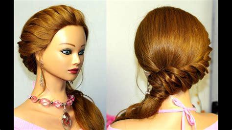easy hairstyle  long hair youtube