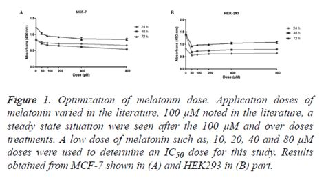 Investigation Of Autophagic Effects Of Melatonin On Breast