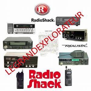 Ultimate Realistic Radio Shack Ham Cb Radio Repair Service