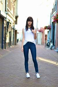 Outfit | Blue Jeans u00ab Lovely by Lucy