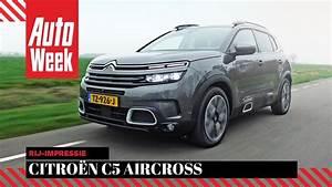 Citroën C5 Aircross Start : citroen c5 aircross autoweek review english subtitles youtube ~ Medecine-chirurgie-esthetiques.com Avis de Voitures