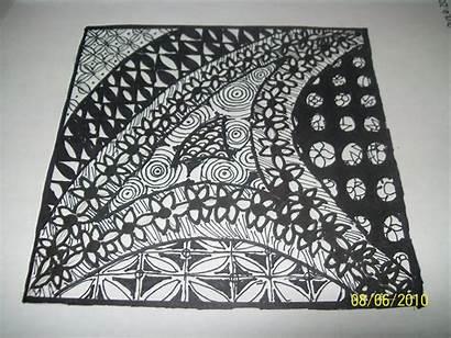 Zentangle Designs Tangles Doodle Zentangles Camping Own