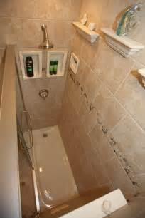 Small Bathroom Shower Tile Design