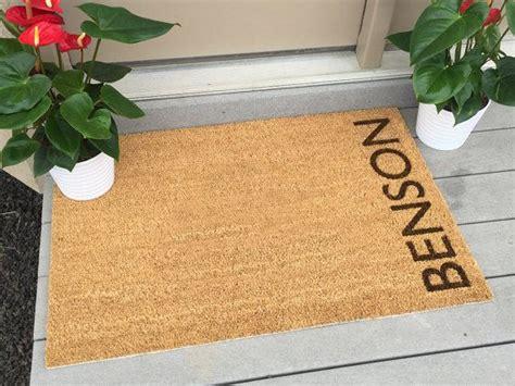 Custom Outdoor Doormats by Best 25 Custom Mats Ideas On Frame Mats