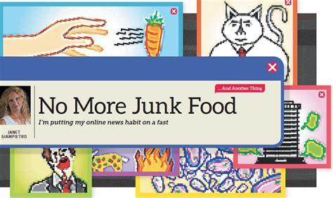 No More Junk Food Richmondmagazinecom