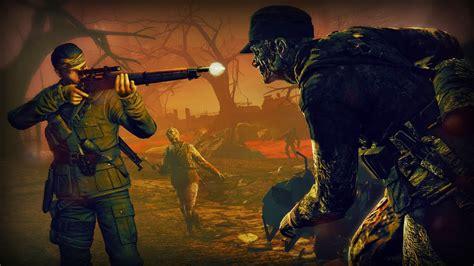 Sniper Elite Nazi Zombie Army 2 Pc Video Game Full