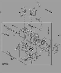 Hydraulic Pump - Tractor John Deere 5420 - Tractor