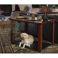 dog crates that look like furniture build dog crate into With smart dog crate