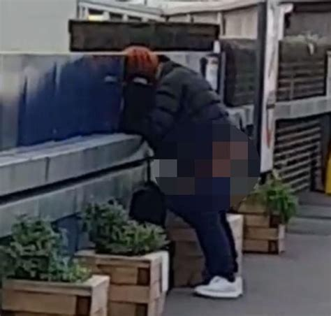 Student Romped With Mystery Redhead On A Rail Platform After Drinking All Day And Night