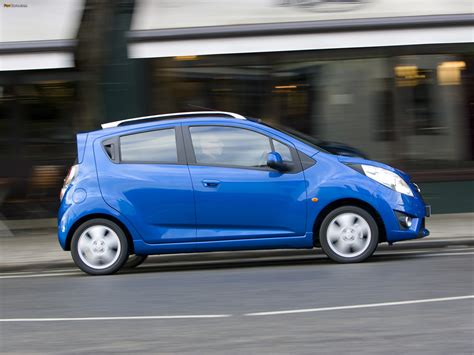 Chevrolet Spark Wallpaper by Chevrolet Spark Uk Spec M300 2011 Wallpapers 2048x1536
