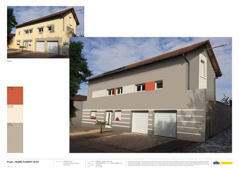 simulateur facade maison awesome plan des facade des maison en image couleur u pau design