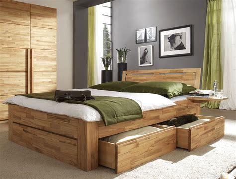 Schubkastenbett Mit Zusätzlichem Stauraum