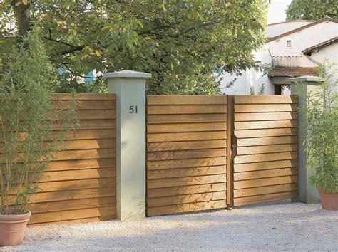 portail coulissant et battant portail bois alu leroy