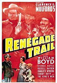 Renegade Trail (1939) - IMDb