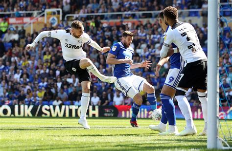 The best pictures as Derby County held to 2-2 draw at ...
