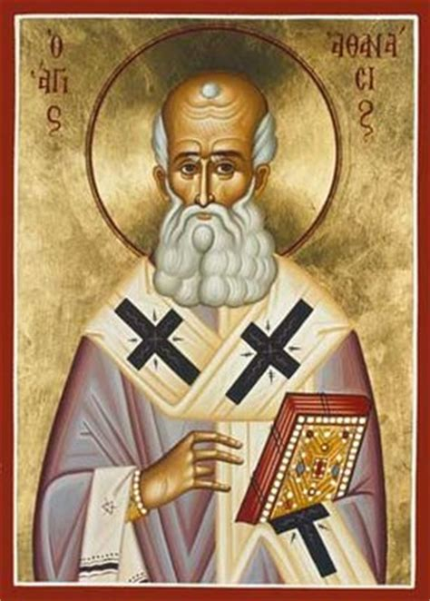 daily catholic quote  st athanasius integrated