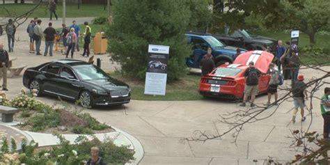 Automotive Day Kicks Off Careerfest At Michigan Tech