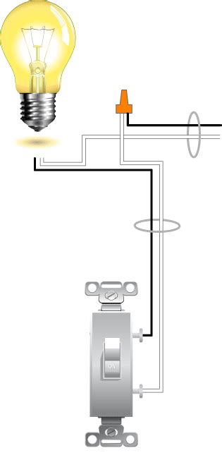 Wiring Light Switch Diagram Variation