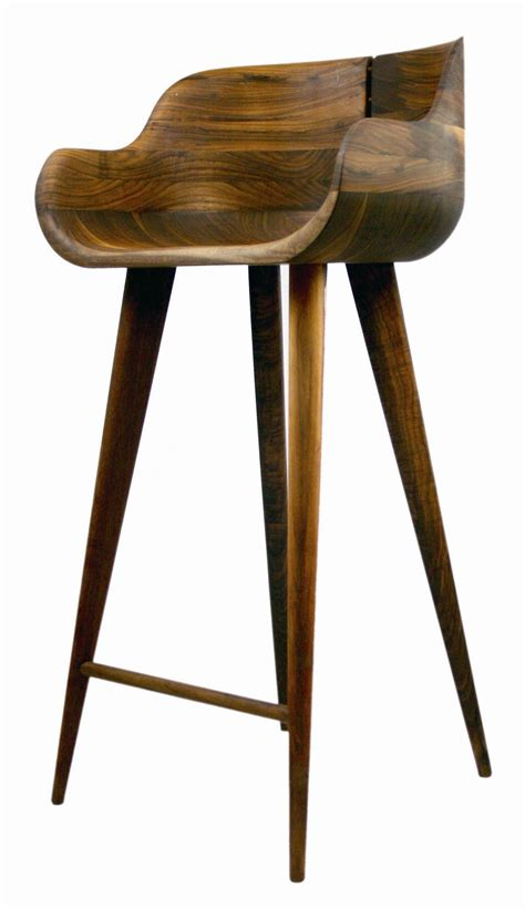 Counter Stools by Walnut Counter Stool Just What I Need For My Bar Seeing