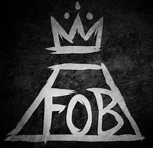 How to Draw Fall Out Boy Logo, Step by Step, Band Logos ...