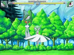 MUGEN Episode #32: Gallade vs Gardevoir - YouTube