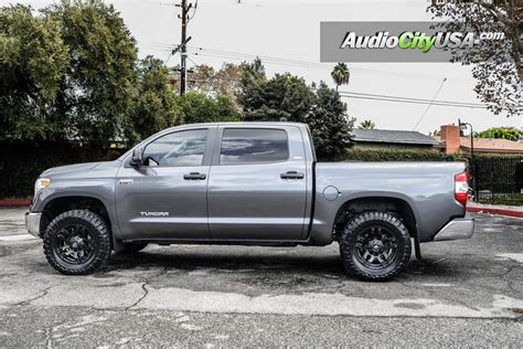 Wheels For Toyota Tundra by 2016 Toyota Tundra 18 Quot Fuel Wheels D515 Black Rims