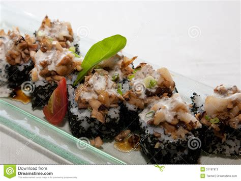 japanese fusion cuisine japanese fusion food stock photos image 31197913