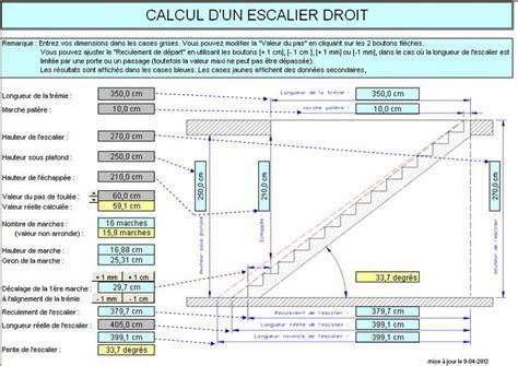 les 25 meilleures id 233 es de la cat 233 gorie calcul escalier sur dimension escalier