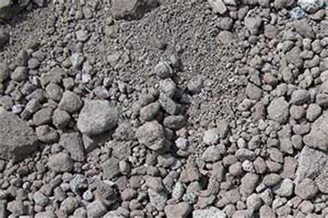 limestone sand slag  gravel aggregate supply