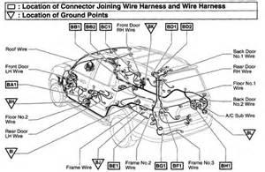 similiar 2003 toyota sequoia parts diagram keywords 2002 2006 gmc envoy stereo wiring furthermore 2002 toyota sequoia rear