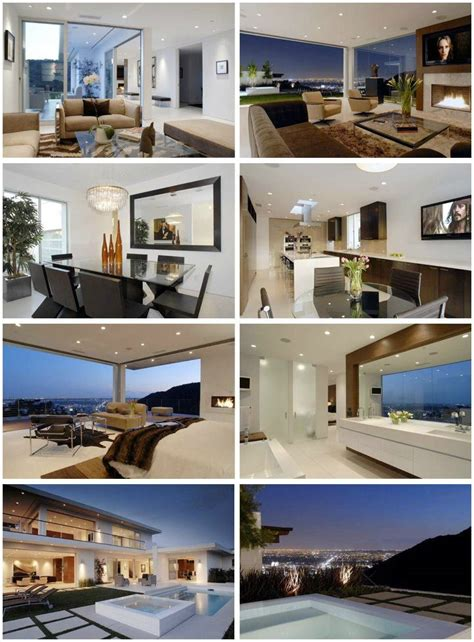 The house has four bedrooms and six bathrooms on two floors. Matthew Perry's $4.5 Million Bachelor Pad in L.A ...