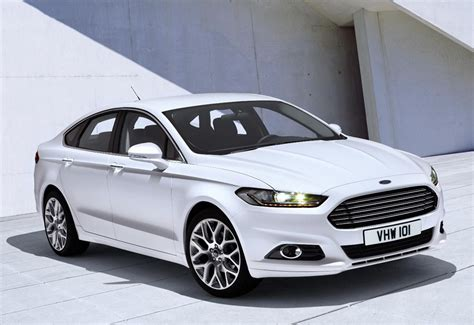 2013 New Ford Mondeo
