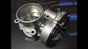 Ford Vehicles  Electronic Throttle Body Calibration