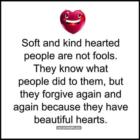 soft kind hearted people  beautiful hearts pictures