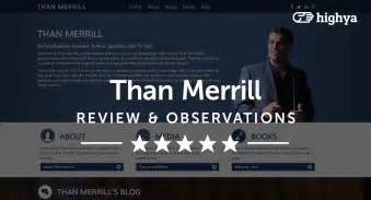 Than Merrill Reviews - Is it a Scam or Legit?