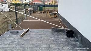 Kosten Hof Pflastern : einfahrt gepflastert hausbau in bomschtown ~ Whattoseeinmadrid.com Haus und Dekorationen