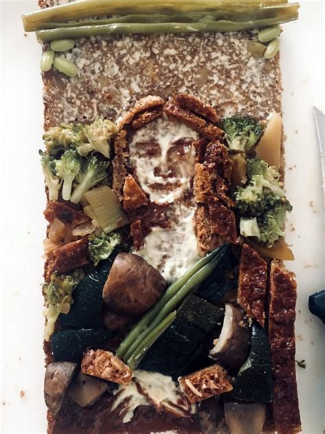 Twitter Users Recreate Famous Paintings With Sandwiches