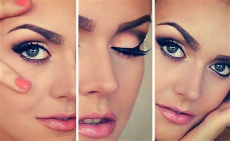 tips    mind   eye makeup  big eyes