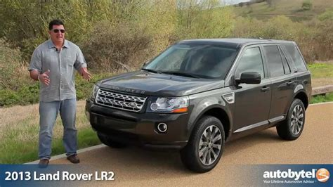 Land Rover Lr2 2013 by 2013 Land Rover Lr2 Road Test Drive Suv Review