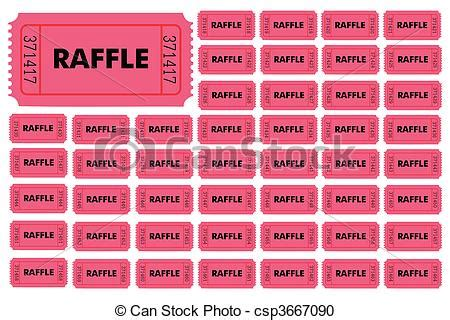 Ticket Stub Template Pink And Blue by Raffle Tickets To Print Safero Adways