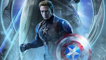 Avengers Captain Endgame America Wallpapers Laptop 1080p