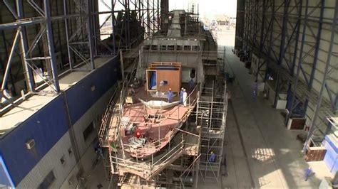 military ship builders shipyards abu dhabi ship