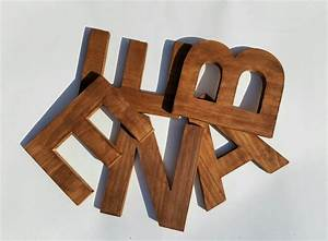 wooden letters for nursery decorative letter rustic wooden With fancy wooden letters