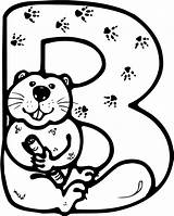 Coloring Letter Beaver Pages Printable Beavers Angry Alphabet Drawing Colouring Letters Abc Sheets Outline Supercoloring English Drawings Getdrawings Cohen Roadrunner sketch template